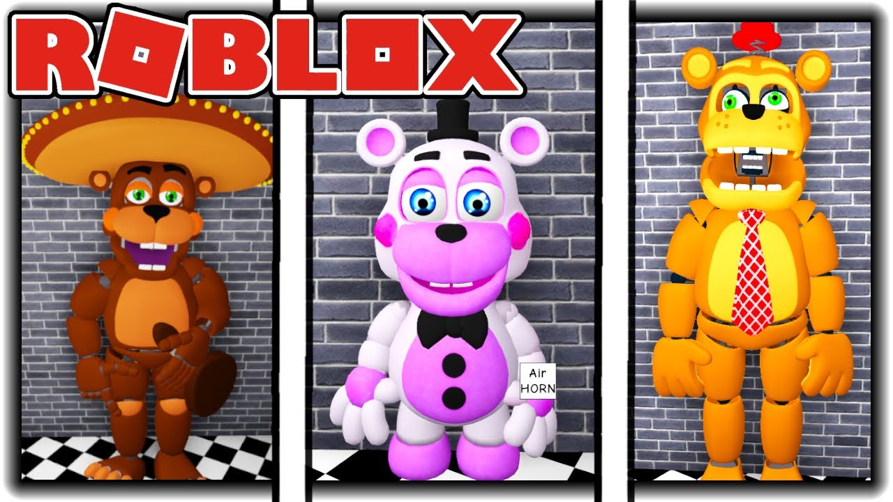 Fnaf World Multiplayer Roblox Endo 01 How To Get Nightmare And Nightmare Fred Bear Golden Toy Freddy In Fnaf World Multiplayer Roblox Youtube