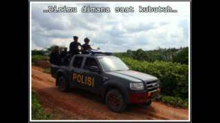 LAGU POLISI TOP ABIIISSS...!!!