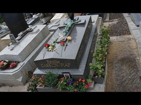 Париж. Кладбище Пер-Лашез