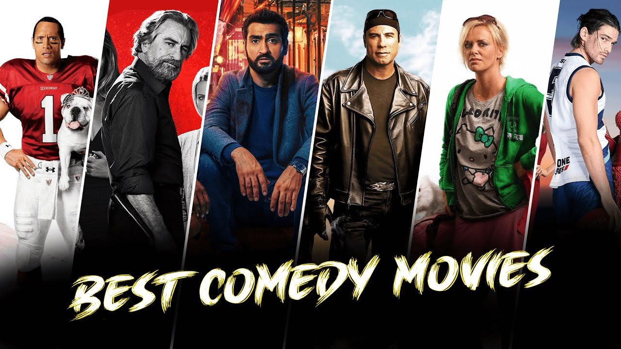 Top 10 COMEDY Movies Evermade by Hollywood | Comedy Movies in Hindi