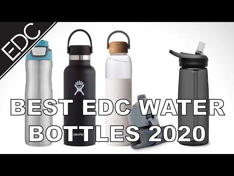 The Best Water Bottles for EDC 2020