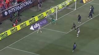 Xherdan Shaqiri Bicycle Kick Goal vs Manchester United - International Champions Cup 28/07/18