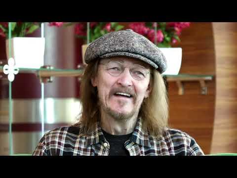 Jesus Christ Superstar [] Ted Neeley Interview [] Sofia, April 2018