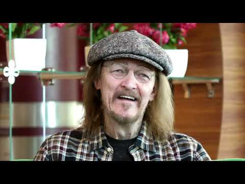 Jesus Christ Superstar [] Ted Neeley Interview [] Sofia, April 2018