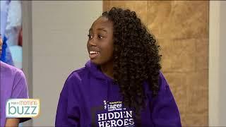 Hidden Heroes the Black Women of NASA on Fox 9 Morning Buzz: