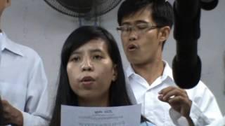 Bài hát thực hành : Xin dâng - Khoá học thanh nhạc - Gx Công lý - Q3 - Saigon