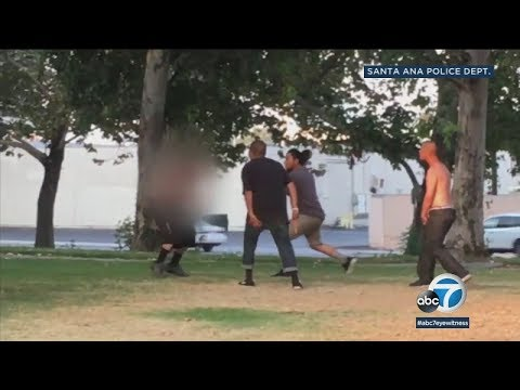 Cameras being placed at selected Santa Ana parks to deter crime I ABC7