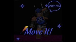 ROBLOX // Dance Your Blox Off // Move It! // Ft. Pokemongo166