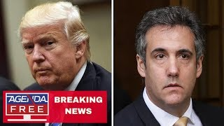 Report: Trump Told Cohen to Lie to Congress - LIVE COVERAGE