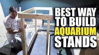 BUILDING AQUARIUM STANDS thumbnail