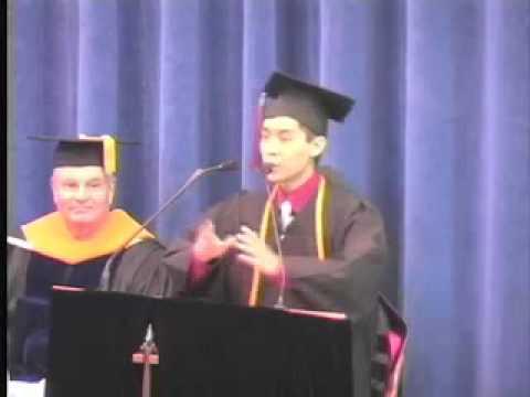 Byron Yee speaks (and raps) at Western Washington University
