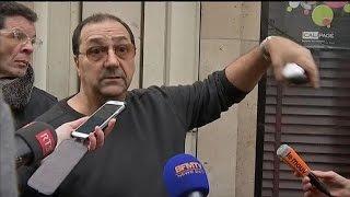 Un témoin de la fusillade à Charlie Hebdo: La police nous a dit
