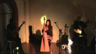 "NATSUMI IMAMURA (ARPISTA JAPONESA)."" Las Perlitas"" (música mexicana). www.musicajarocha.com"