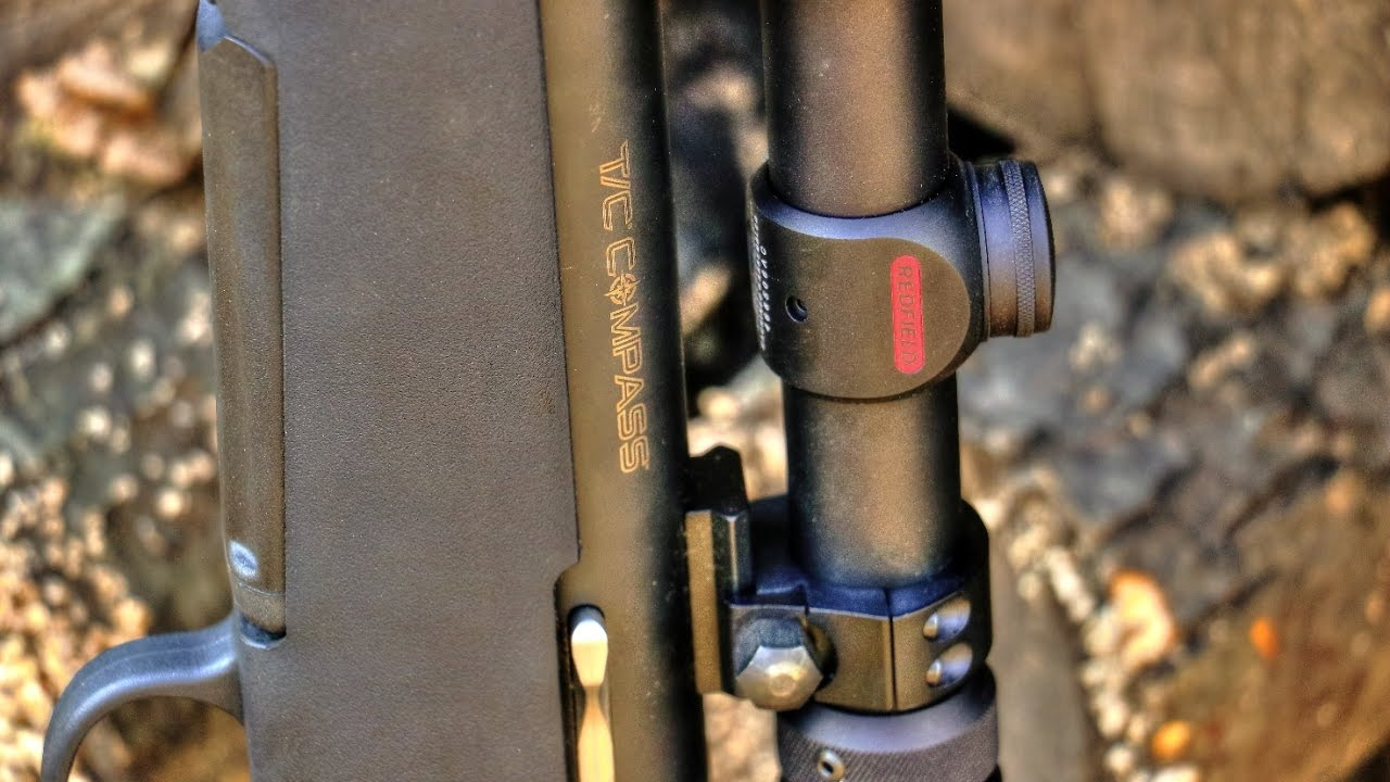 hight resolution of thompson center compass trigger pull mod d