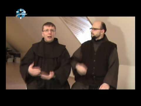Jak powstaje kazanie - franciszkanie | bEZ sLOGANU2 (66)