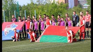 Высшая лига РЦОР-БГУ - ФК Минск 3-3 Обзор матча