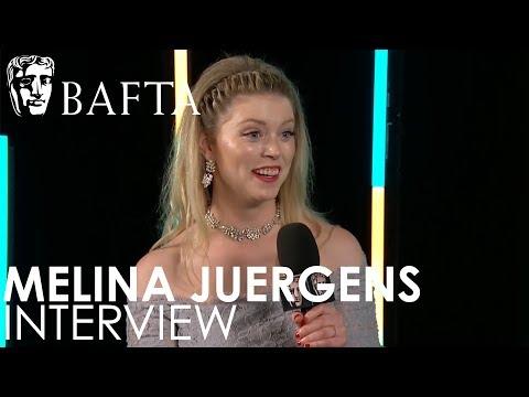 Melina Juergens Talks The Impact Of Hellblade: Senua's Sacrifice | Backstage BAFTA Games Award 2018