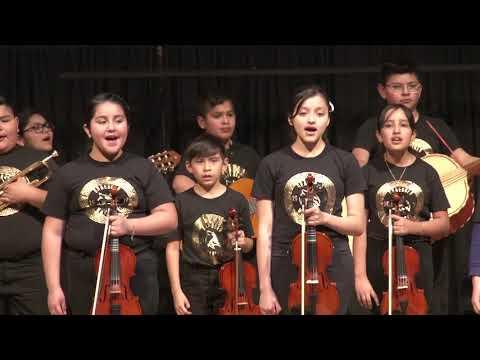 2020 Immigration Symposium: Mariachi Orgullo Del Sur from Charles Graebner Elementary School