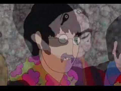 The Lost Beatles Cartoons #1