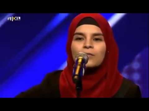 X-FACTOR  Türk yarışmacı ! (Hollanda)