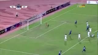 هدف الاهلي الاول اللاعب علي معلول هدف صاروخي ضد فريق النجمة كاس العرب للاندية الابطال