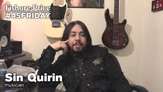 Sin Quirin - Fishure-Price #45Friday (October 26th, 2018)