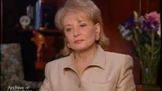 Barbara Walters on John Chancellor