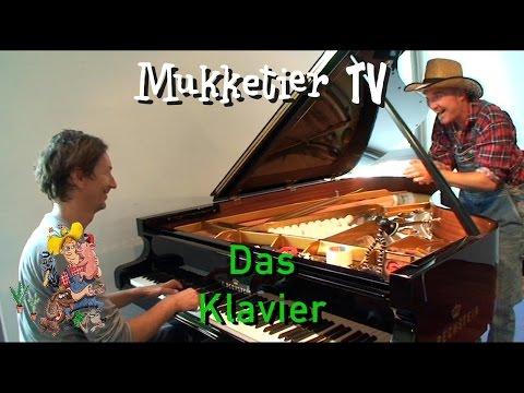 Wie funktionieren Klavier und Flügel? | Mukketier TV