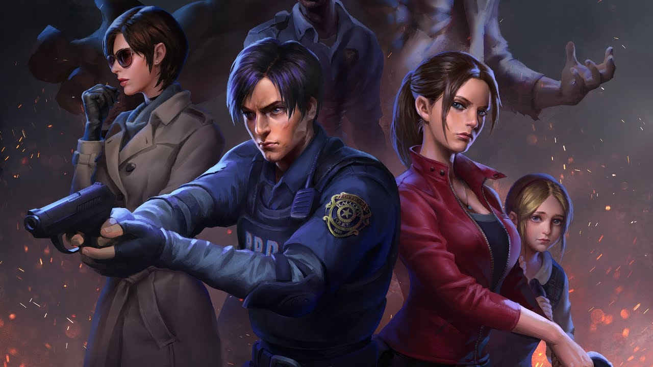 #4 Resident Evil 2 Remake Walkthrough | GTX 1050 Ryzen 5 2500U |  #residentevil2 #support