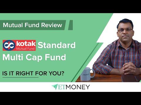 Mutual Fund Review: Kotak Standard Multicap Fund | Best Multi Cap fund Analysis | Should you invest?