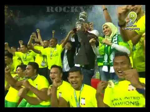 Malaysia Premier League Champion 2016 (MELAKA UNITED)