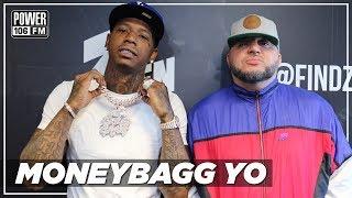 Moneybagg Yo On Getting His Start With Yo Gotti, Influences + Choosing Between Biggie & Tupac