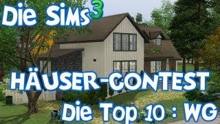 Die Sims 3 Häusercontest - Die Top 10 der Porno-WG