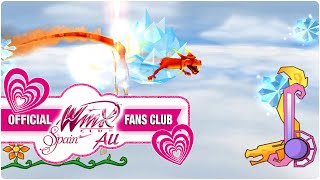 Winx Club PC Game - 37. Bloom VS Icy EPIC BATTLE