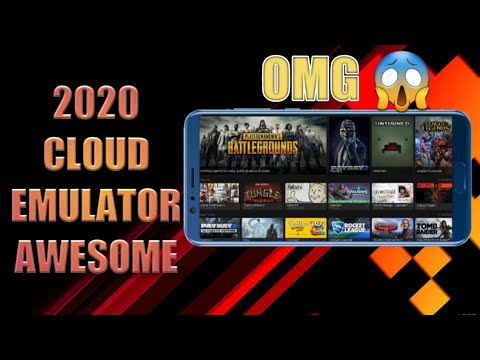NEW 2020 ADVANCE CLOUD GAME EMULATOR ANDROIDS GTA V PLAY FREE GAME - 동영상