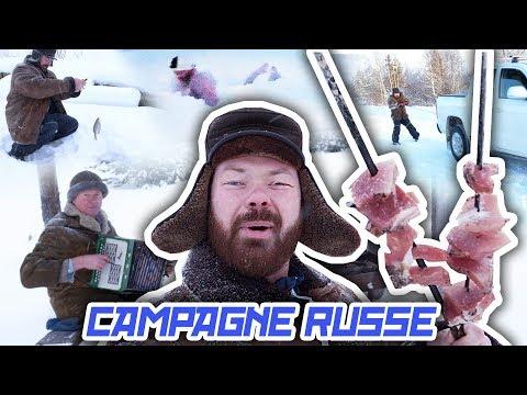 RAISONS DE VENIR À LA CAMPAGNE RUSSE (🇷🇺 Subtitles)