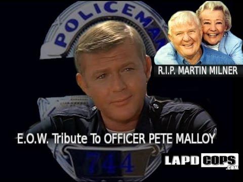 RIP MARTIN MILNER