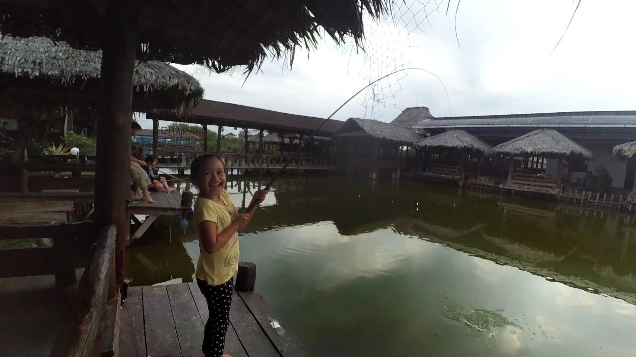 Mancing Di Semarang Island Resto Dan Pemancingan