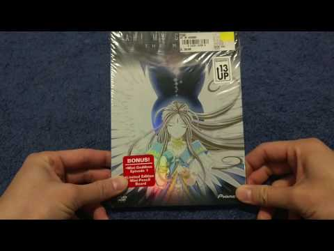Ah! My Goddess: The Movie UnBoxing