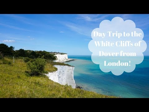 Visiting the White Cliffs of Dover on a Day Trip from London!