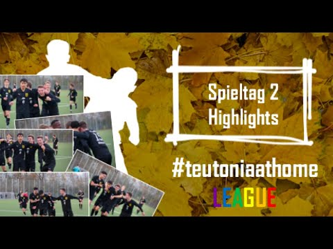 LEAGUE Spieltag 2 Highlights #teutoniaathome