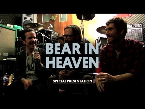 Special Presentation: Bear In Heaven