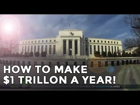 How to Make 1 Trillion Dollars Per Year