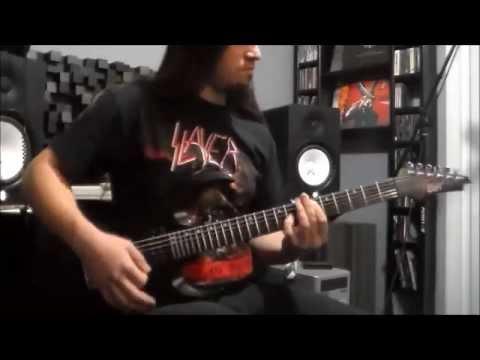 Behemoth  Conquer All  Guitar