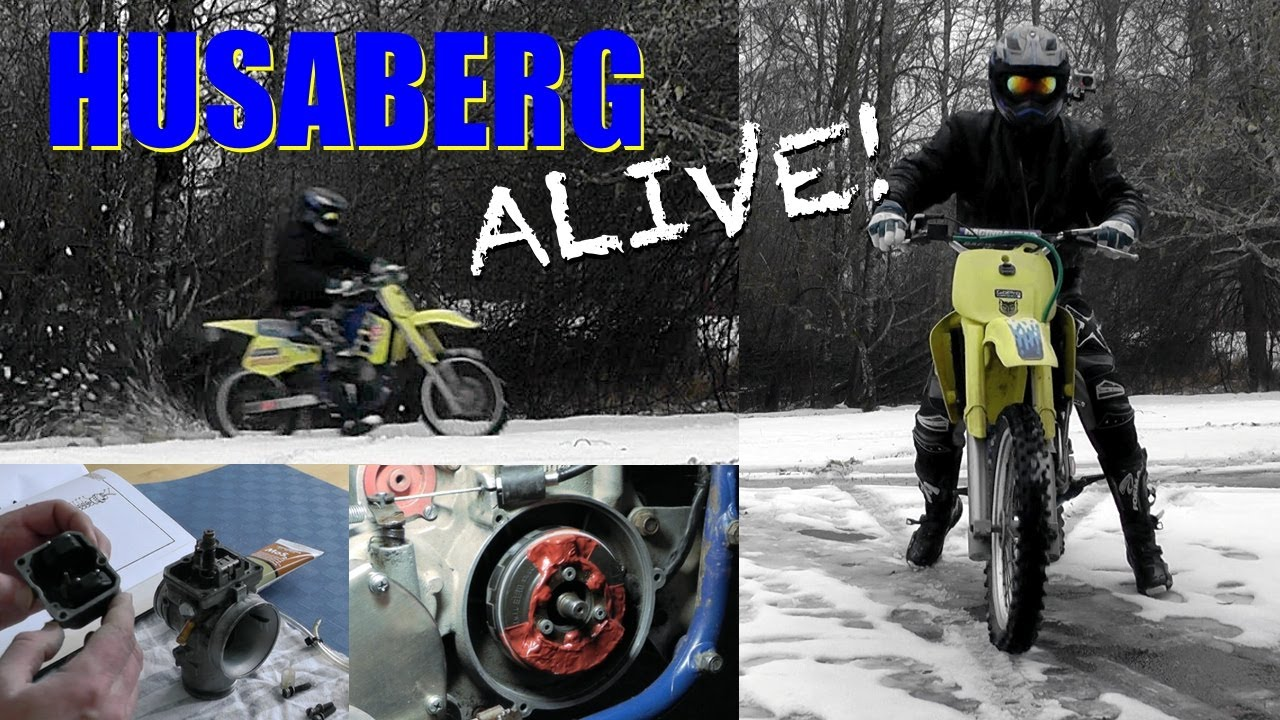 Husaberg Service New Stator And Dellorto Carburetor Maintenance Fe 501 Wiring Diagram Youtube