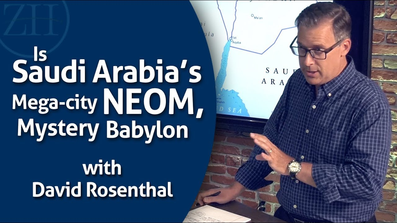 Is Saudi Arabia's recently announced mega-city NEOM