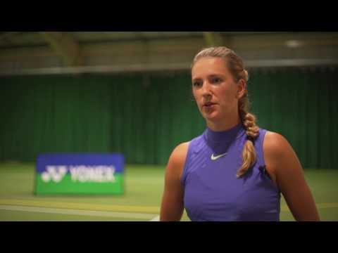 Welcome to Team Yonex Victoria Azarenka