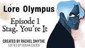 〖 Lore Olympus Episode 1 Stag You're It 〗Webtoon Comic Dub