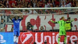 Chelsea VS Bayern Penalits | Supercopa Europa 2013