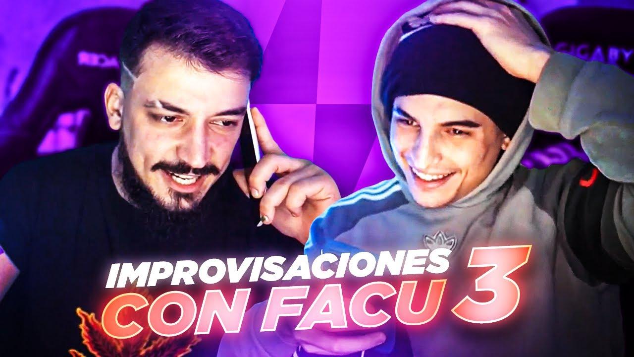 TIENE 8 AÑOS FACU | IMPROVISACIONES CON FACU #3